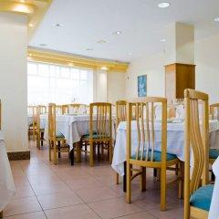 Отель Apartamentos Los Arces питание