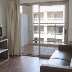 Отель Apartamentos Best Michelángelo Испания, Салоу - отзывы, цены и фото номеров - забронировать отель Apartamentos Best Michelángelo онлайн комната для гостей фото 3
