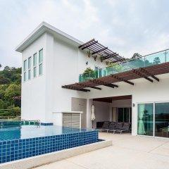Отель Wabi-Sabi Kamala Falls Boutique Residences Phuket бассейн