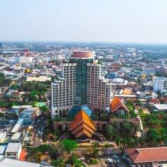 Отель Pullman Khon Kaen Raja Orchid Таиланд, Кхонкэн - отзывы, цены и фото номеров - забронировать отель Pullman Khon Kaen Raja Orchid онлайн пляж фото 2