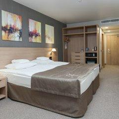 Гостиница АМАКС Конгресс-отель 4* Стандартный номер с двуспальной кроватью фото 5