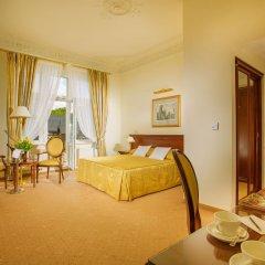 Отель Savoy Westend Карловы Вары комната для гостей фото 5