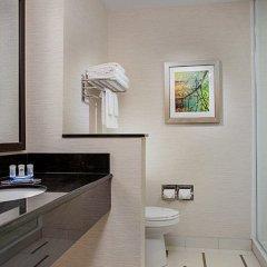 Отель Fairfield Inn & Suites by Marriott Columbus Dublin ванная фото 2