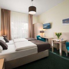 Отель Villa Angela Польша, Гданьск - 1 отзыв об отеле, цены и фото номеров - забронировать отель Villa Angela онлайн комната для гостей фото 4