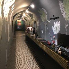 Roma Luxus Hotel интерьер отеля