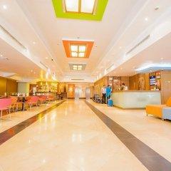 Отель The Seasons Bangkok Huamark интерьер отеля фото 3