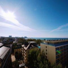 Гостиница Курортный отель Санмаринн All Inclusive в Анапе 10 отзывов об отеле, цены и фото номеров - забронировать гостиницу Курортный отель Санмаринн All Inclusive онлайн Анапа балкон