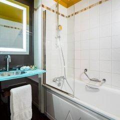 Отель Le Marquis Eiffel Париж ванная