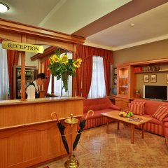 Отель Marketa Чехия, Прага - 3 отзыва об отеле, цены и фото номеров - забронировать отель Marketa онлайн интерьер отеля фото 2