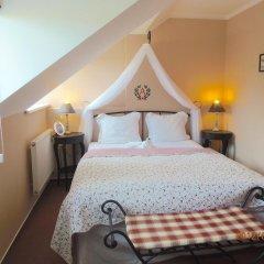 Hotel Amalka Страшков комната для гостей