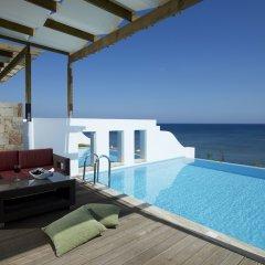 Отель Atrium Prestige Thalasso Spa Resort & Villas балкон