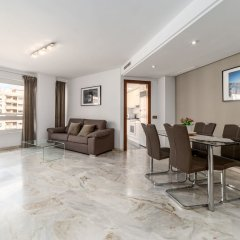 Отель Apartamento Travel Habitat Aragon комната для гостей