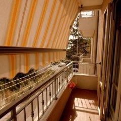 Отель Appartamento Montessori Кастельфидардо балкон