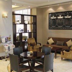 Отель Holiday Inn Abu Dhabi Downtown интерьер отеля