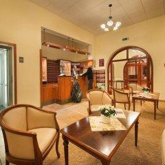 Отель PODHRAD Глубока-над-Влтавой интерьер отеля