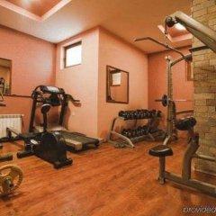 Апартаменты Mountview Lodge Apartments Банско фитнесс-зал