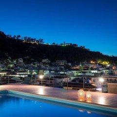 Отель Strada Marina Греция, Закинф - 2 отзыва об отеле, цены и фото номеров - забронировать отель Strada Marina онлайн бассейн
