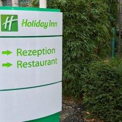 Отель Holiday Inn Düsseldorf - Hafen городской автобус