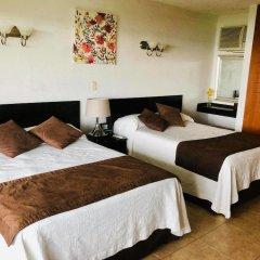 Отель Condominios Brisas Cancun Zona Hotelera комната для гостей фото 3