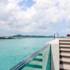 Отель NIDA Rooms Luxury Chalong Pier пляж
