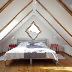 Апартаменты Sopot Apartment Сопот комната для гостей фото 3