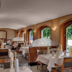 Отель Atlantic Kempinski Hamburg Германия, Гамбург - 2 отзыва об отеле, цены и фото номеров - забронировать отель Atlantic Kempinski Hamburg онлайн питание фото 2