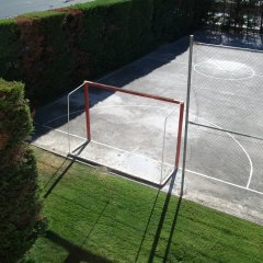 Отель Zenit Calahorra Калаорра спортивное сооружение