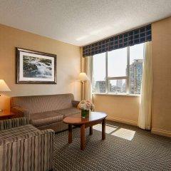 Отель Best Western Plus Chateau Granville Hotel & Suites Канада, Ванкувер - отзывы, цены и фото номеров - забронировать отель Best Western Plus Chateau Granville Hotel & Suites онлайн комната для гостей фото 3