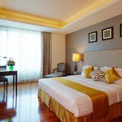 Отель The Duchess Hotel and Residences Таиланд, Бангкок - 2 отзыва об отеле, цены и фото номеров - забронировать отель The Duchess Hotel and Residences онлайн комната для гостей фото 3