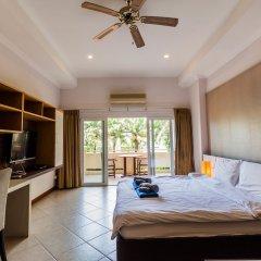 Отель View Talay Residence 1 by PSR Паттайя комната для гостей