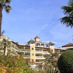 Отель Park- und Vitalresidenz Quellenhof Сан-Мартино-ин-Пассирия