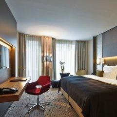 Steigenberger Hotel am Kanzleramt 5* Стандартный номер с различными типами кроватей фото 3