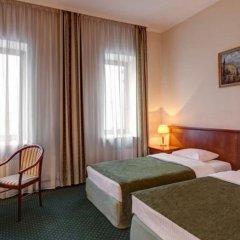 Гранд отель Казань 4* Стандартный номер 2 отдельными кровати