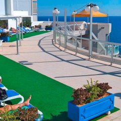 Отель The Preluna Hotel Мальта, Слима - 4 отзыва об отеле, цены и фото номеров - забронировать отель The Preluna Hotel онлайн спортивное сооружение
