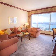 Отель CORNICHE Абу-Даби комната для гостей фото 3