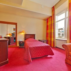 Гостиница Варшава комната для гостей фото 18