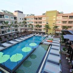 Отель Jasmine Resort Sriracha бассейн фото 2