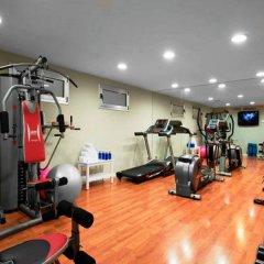 Отель INNSIDE by Meliá Palma Center фитнесс-зал фото 2