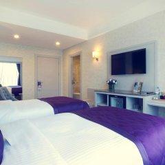 Отель Mercure Tbilisi Old Town Стандартный номер с различными типами кроватей фото 2