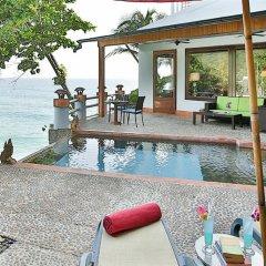 Отель Mom Tri S Villa Royale пляж Ката бассейн