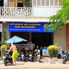 Hanhcafe Hotel Нячанг спортивное сооружение