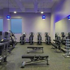 Отель Radisson Blu Mall of America фитнесс-зал фото 2