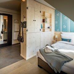 Отель Golden Leaf Hotel Altmünchen Германия, Мюнхен - 6 отзывов об отеле, цены и фото номеров - забронировать отель Golden Leaf Hotel Altmünchen онлайн комната для гостей фото 5