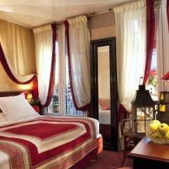 Отель BRITANNIQUE Париж комната для гостей