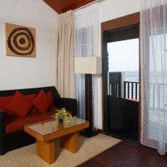 Отель Embudu Village Мальдивы, Велиганду Хураа - отзывы, цены и фото номеров - забронировать отель Embudu Village онлайн комната для гостей фото 5
