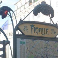 Отель Antin St Georges Франция, Париж - 12 отзывов об отеле, цены и фото номеров - забронировать отель Antin St Georges онлайн спортивное сооружение