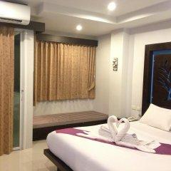 The Silk Hill Hotel 3* Номер Эконом разные типы кроватей