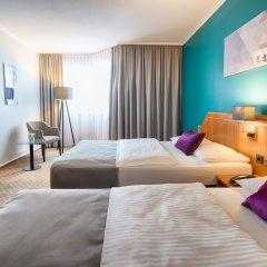 Отель Leonardo Hotel Düsseldorf City Center Германия, Дюссельдорф - отзывы, цены и фото номеров - забронировать отель Leonardo Hotel Düsseldorf City Center онлайн комната для гостей фото 4