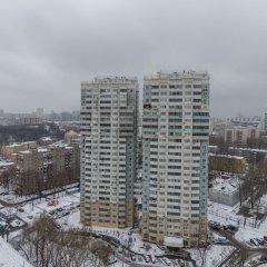 Гостиница FortEstate Dmitriya Ulyanova City View городской автобус