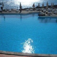 Arathena Rocks Hotel Джардини Наксос бассейн